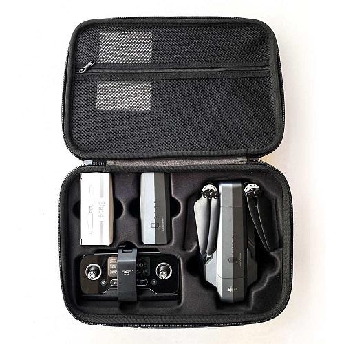 محتویات کیف حمل F11 4K pro