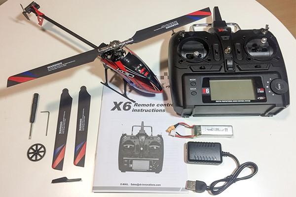 نحوه راه اندازی دوربین کوادکوپتر و ارسال تصویر