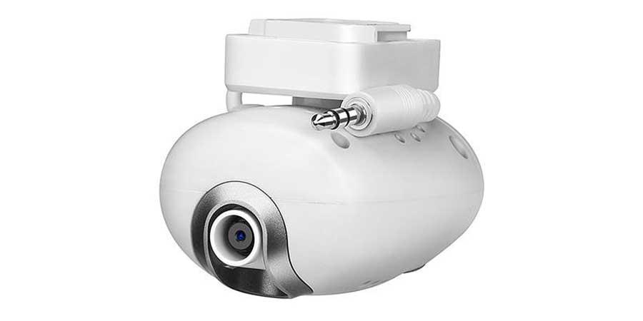 دوربین با کیفیت کوادروتور X8 Pro سایما