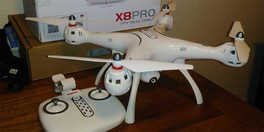 خرید کوادروتور X8 Pro سایما