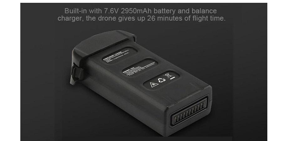 باتری کوادکوپتر JJRC X7