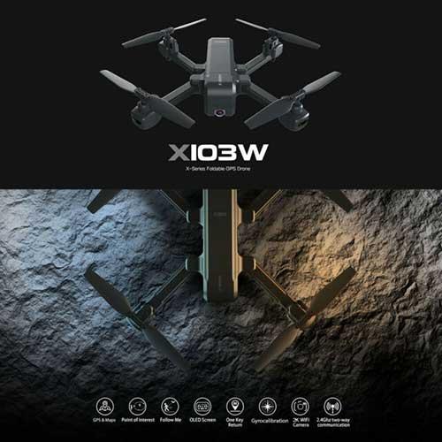 گارانتی کواد روتور MJX X103W