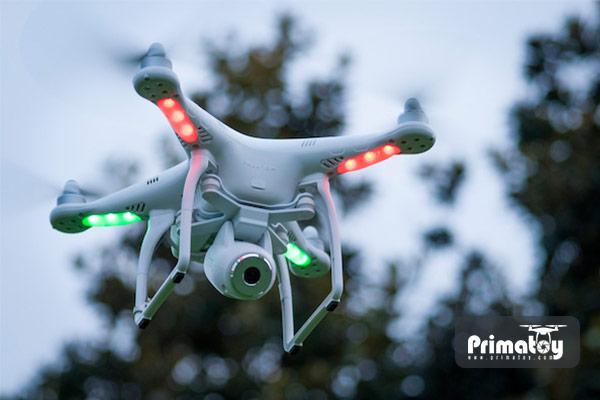 راه های افزایش تایم پرواز کوادکوپتر