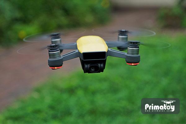 افزایش زمان پرواز کوادکوپتر دوربین دار