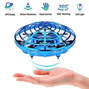 ufo hand control