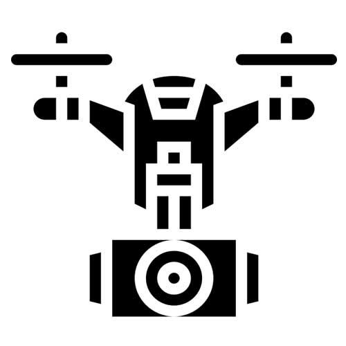 کواد کوپتر دوربین دار