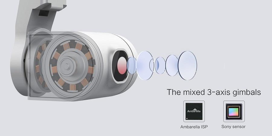 دوربین کوادکوپتر Xiaomi A3