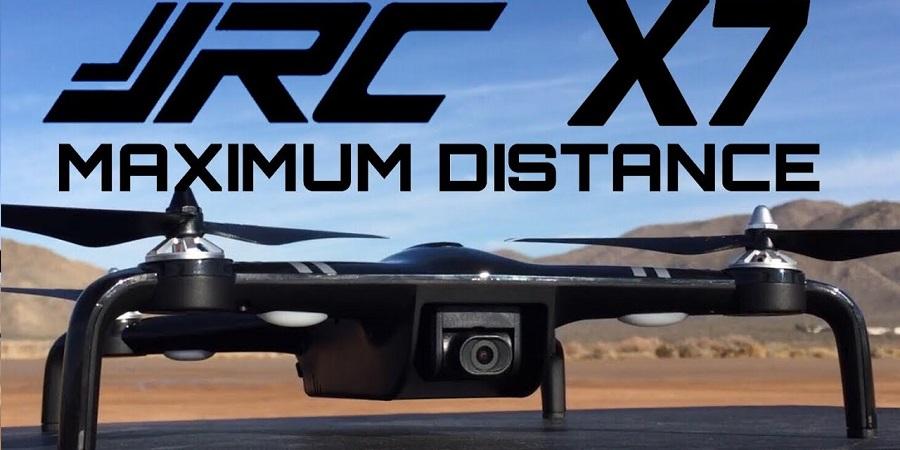 JJRC X7 Smart