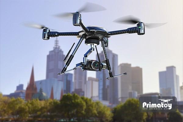 عکاسی و فیلمبرداری هوایی با کوادکوپتر