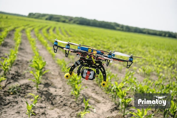 کاربرد کوادکوپتر در کشاورزی