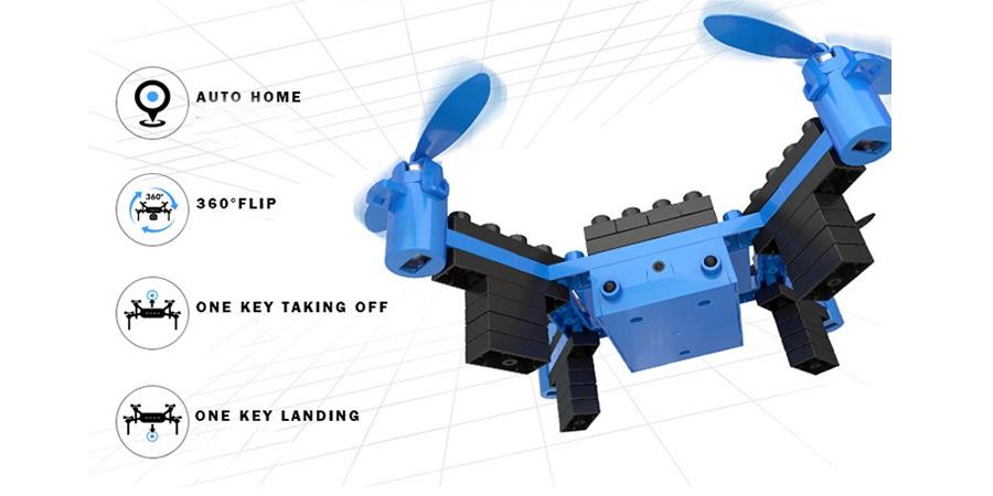 خرید کوادکوپتر آموزشی دوربین دار