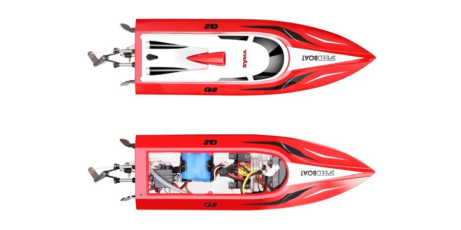 قایق ضد آب syma Q2 genius