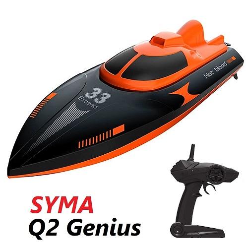 قایق کنترلی SYMA Q2 Genius