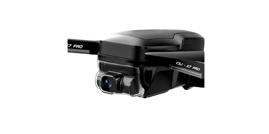 کیفیت دوربین هلی شات csj x7 pro