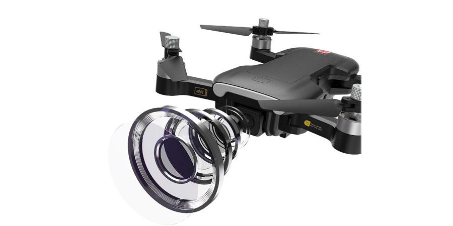 مشخصات دوربین هلی شات bugs 7