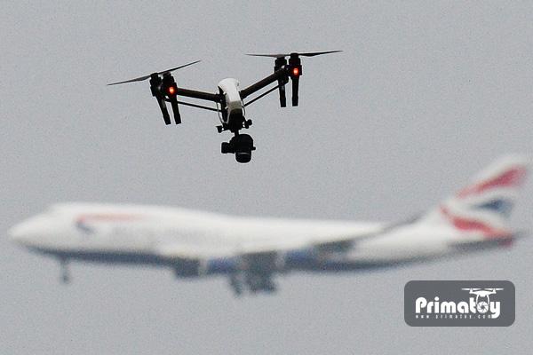 ممنوعیت پرواز هلی شات نزدیک فرودگاه