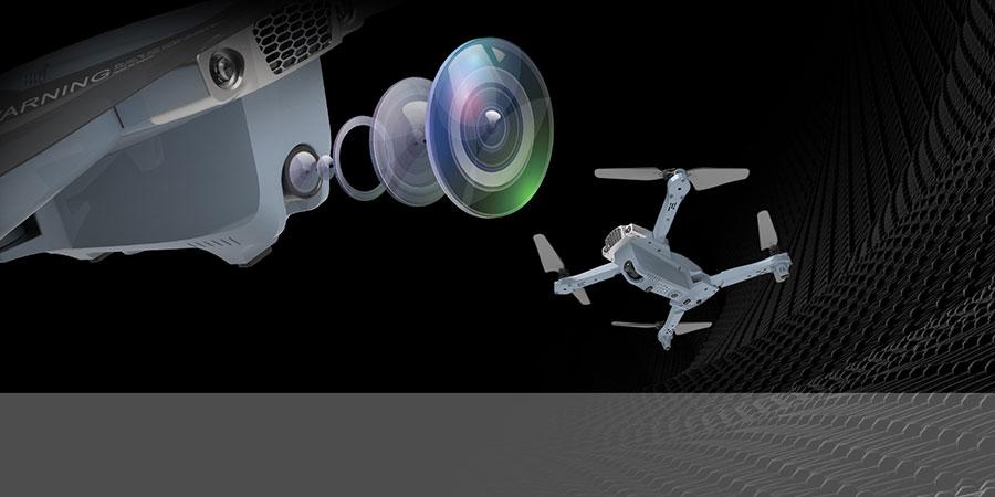 کواد کوپتر دوربین دار SYMA X30