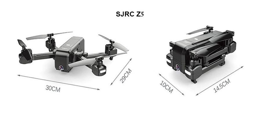 خرید کوادکوپتر Sjrc Z5