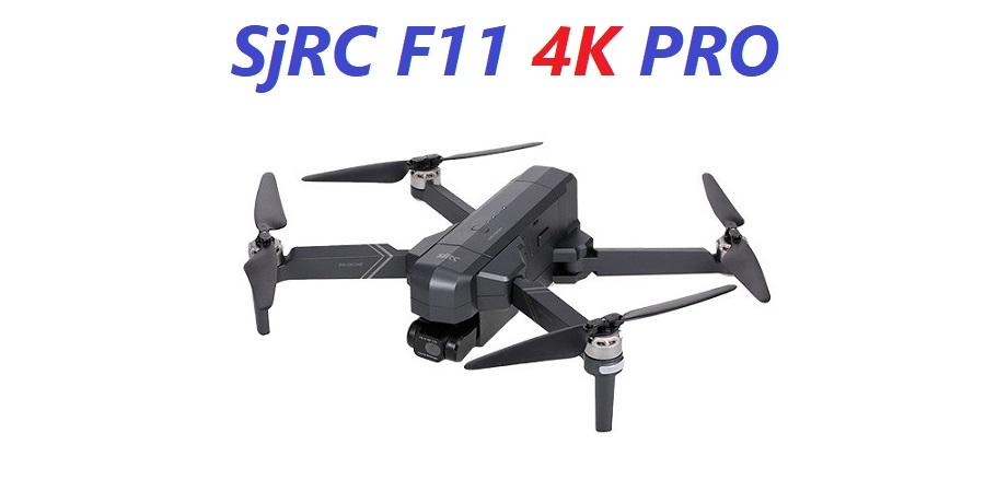 کوادکوپتر F11 4k pro