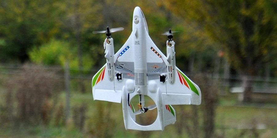 خرید هواپیمای کنترلی x450