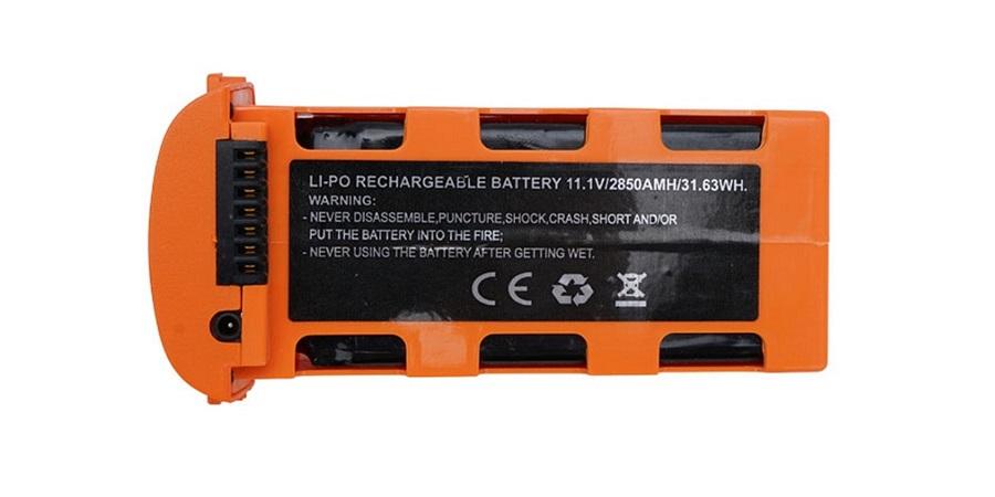باتری کوادکوپتر JJRC X17