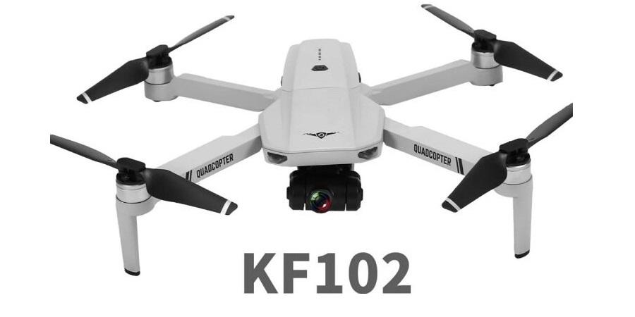کوادکوپتر KF102