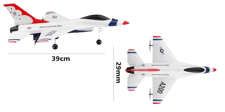 هواپیمای کنترلی A200
