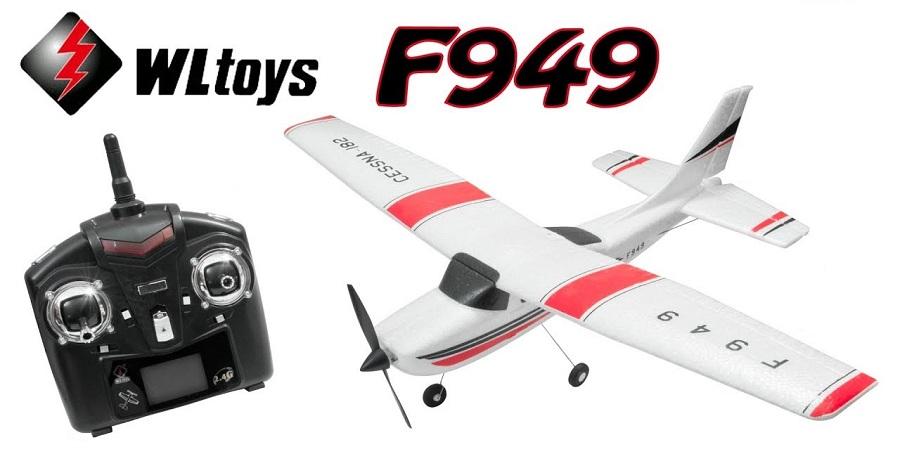 خرید هواپیمای کنترلی wltoys f949s