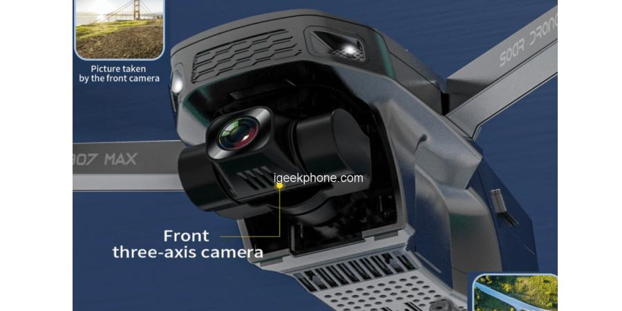 خرید کوادکوپتر SG907 MAX