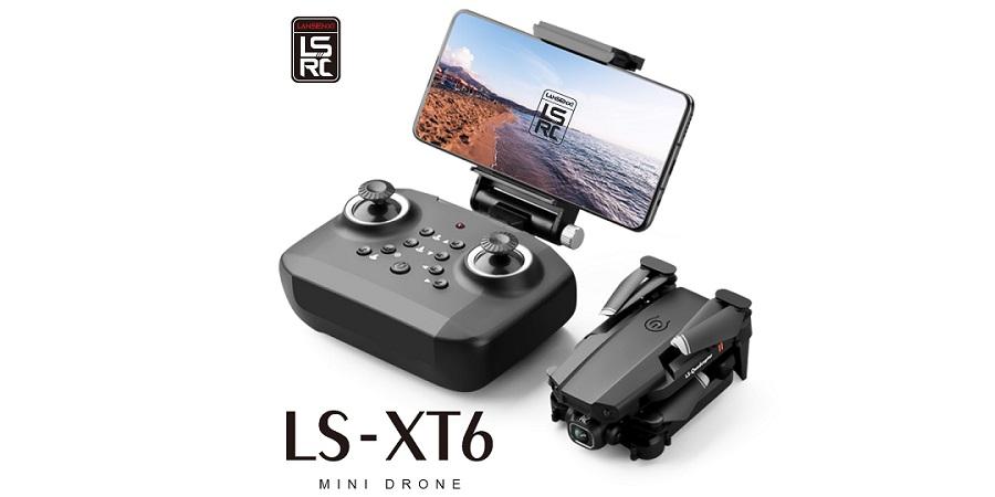 خرید کوادکوپتر XT6