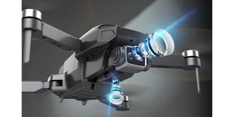 کوادکوپتر دوربین دار G21