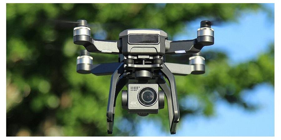 کوادکوپتر دوربین دار SjRC F7 PRO
